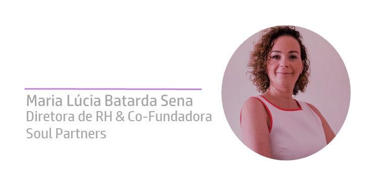 Maria Sena na comunica RH