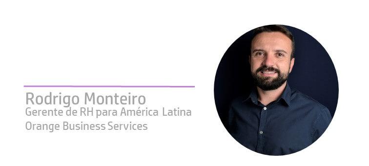 Rodrigo Monteiro na comunica RH