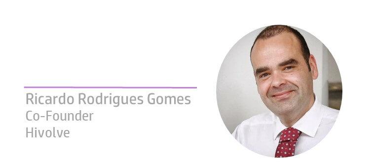 Ricardo Gomes comunicaRH bem-estar