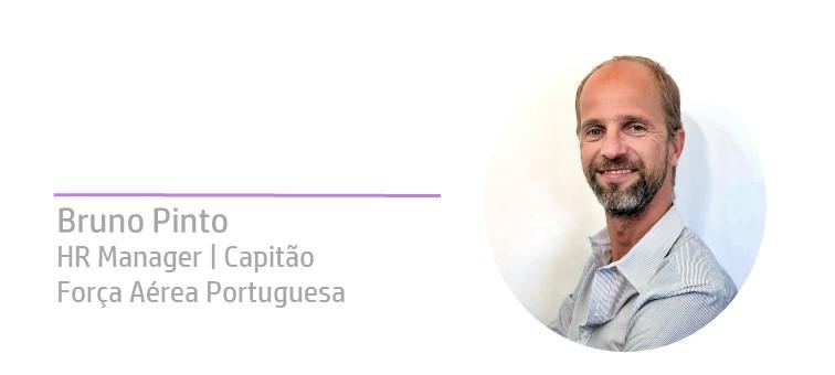 Bruno Pinto na comunica RH