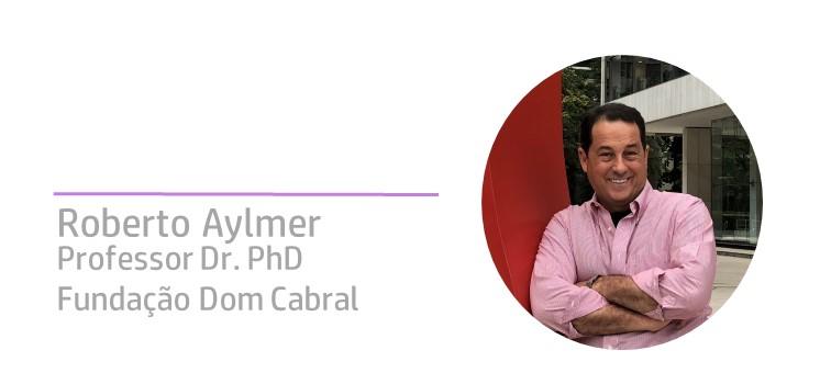 Roberto Aylmer na comunica RH