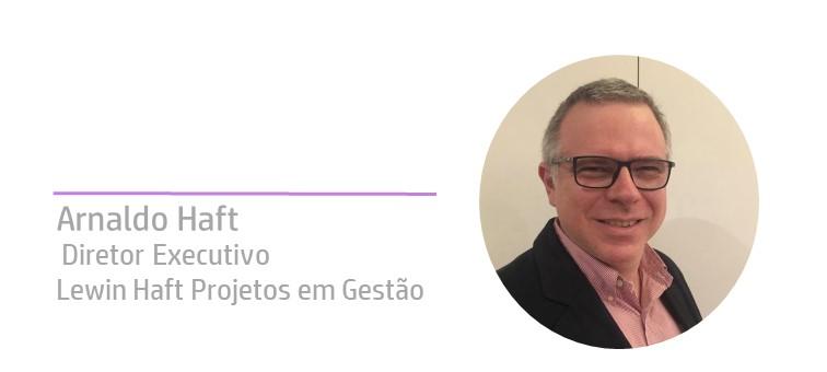 Arnaldo Halt na comunicaRH