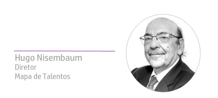 Hugo Nisembaum na comunica rh