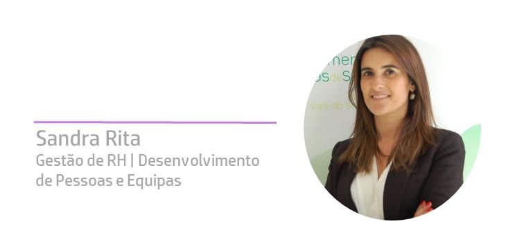 Sandra Rita na comunicaRH