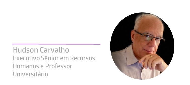 Hudson Carvalho na comunicaRH