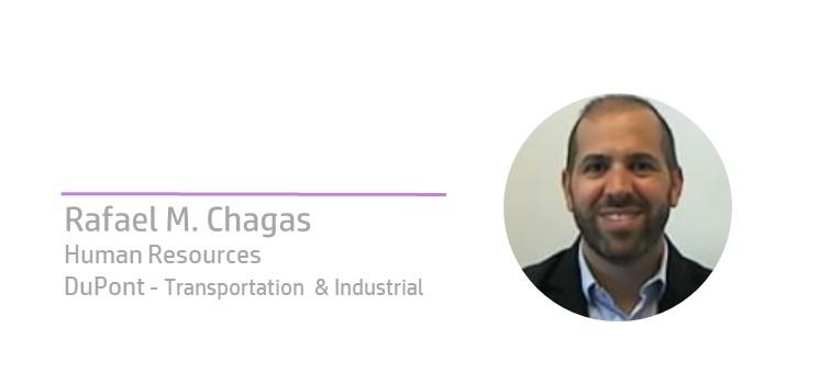 Rafael M. Chagas na comunica RH