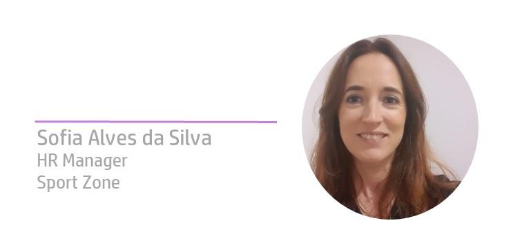 Sofia Alves da Silva na comunica RH